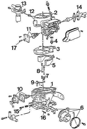 Ремонт Пежо 405 : Разборка карбюратора Peugeot 405