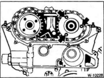 Ремонт БМВ 5 : М50 (модели 520i, 525i выпуска с мая 1990 г