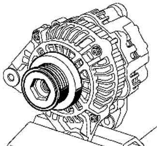 Ремонт Рено Меган 2 : Система запуска и зарядки Renault