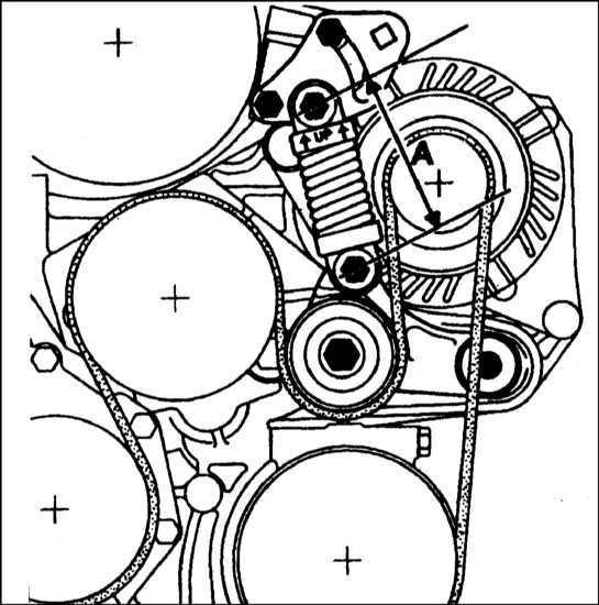 Ремонт Renault Megane Рено Меган : Проверка и замена