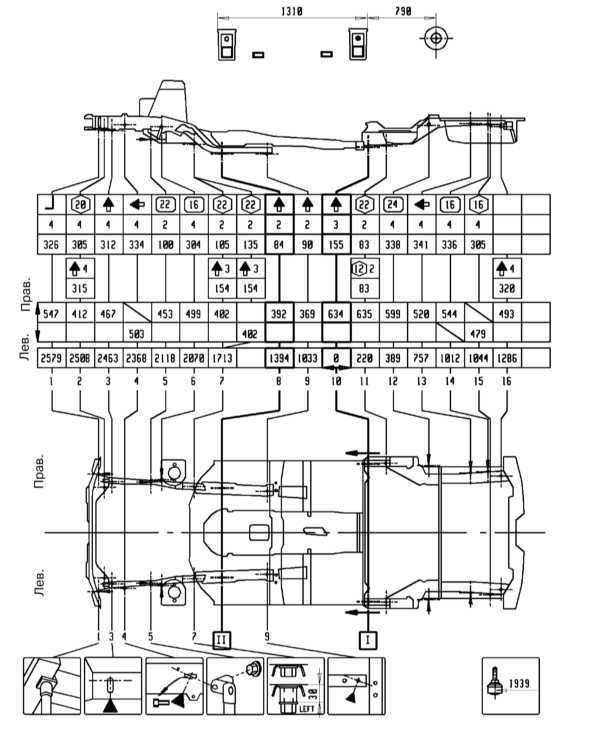 Ремонт Renault Megane Рено Меган: Контрольные кузовные