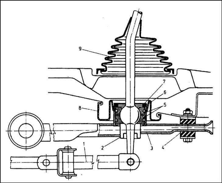Ремонт Шкода Фелиция : Описание узлов и механизмов Skoda
