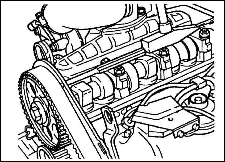 Ремонт Шкода Фелиция : Снятие и установка ремня привода