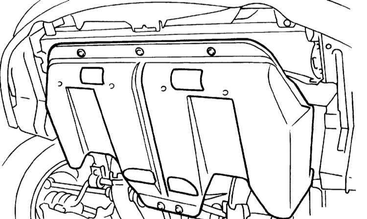 Ремонт Субару Легаси : Проверка клапанных зазоров Subaru