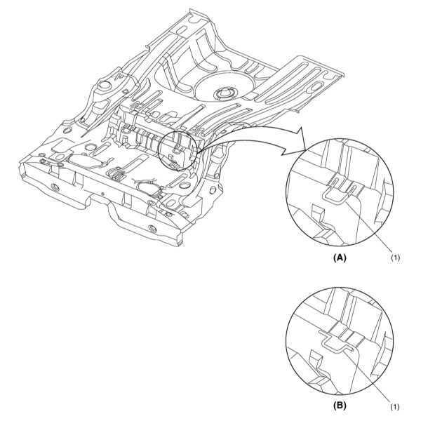 Ремонт Субару Легаси: Кузов Subaru Legacy Outback