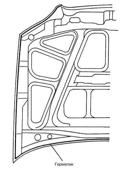 Ремонт Субару Легаси : Кузов Subaru Legacy Outback