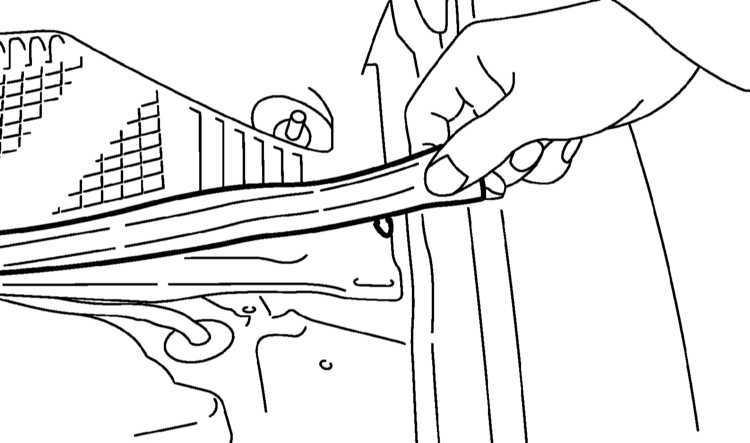 Ремонт Субару Легаси : Снятие и установка переднего