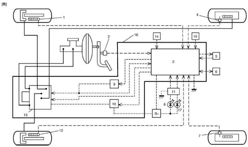 Ремонт Сузуки Гранд Витара : Схема системы Suzuki Grand Vitara