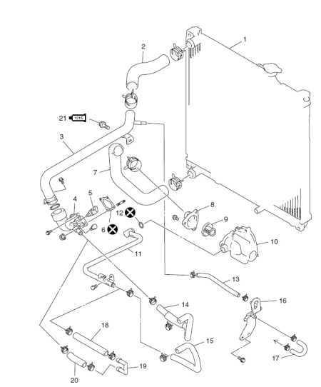 Ремонт Сузуки Гранд Витара : Для моделей двигателя J20