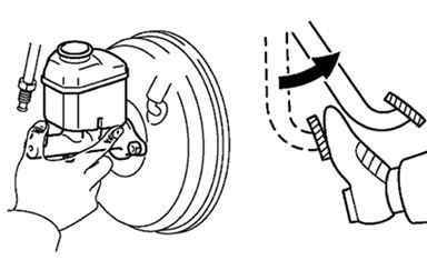 Ремонт Тойота Камри : Прокачка тормозов Toyota Camry