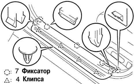 Ремонт Тойота Камри : Снятие рулевого колеса и отделки со