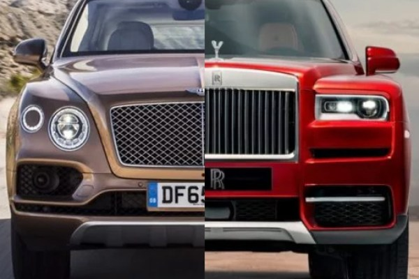 Rolls-Royce Cullinan Vs. Bentley Bentayga: Who's The King?