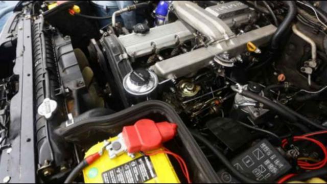 cara bikin suara mesin diesel halus