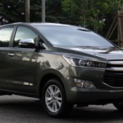 All New Toyota Kijang Innova 2018 Xe Grand Avanza Wheel Tire Sizes Pcd Offset And Rims Wheels Tires Specs Icon
