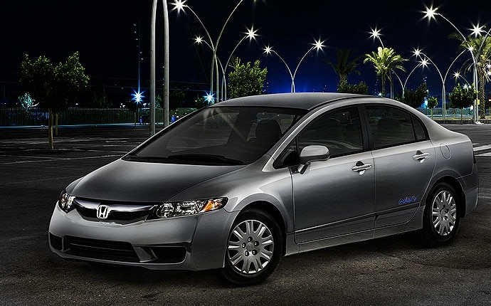Greenest car of the year, the Honda Civic