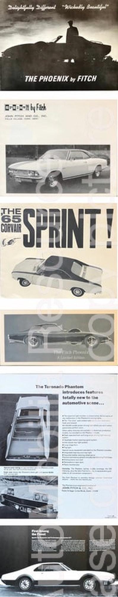 Fitch Phoenix : fitch, phoenix, Fitch, Literature, AutoMobilia, Resource
