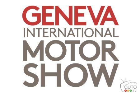 Geneva Motor Show logo