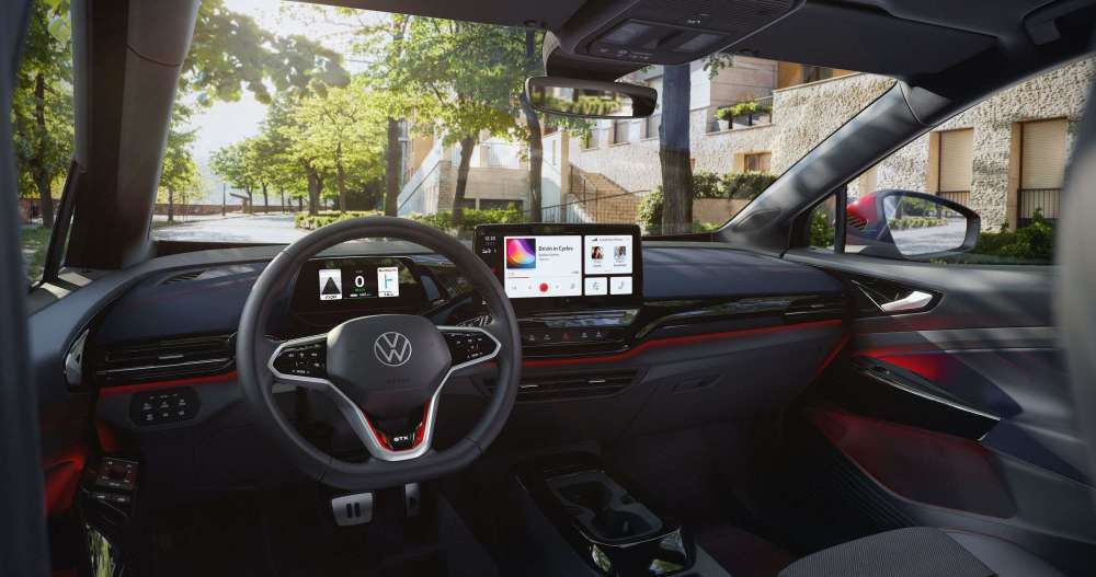 Volkswagen opens pre-sales for ID.4 GTX electric car in Europe