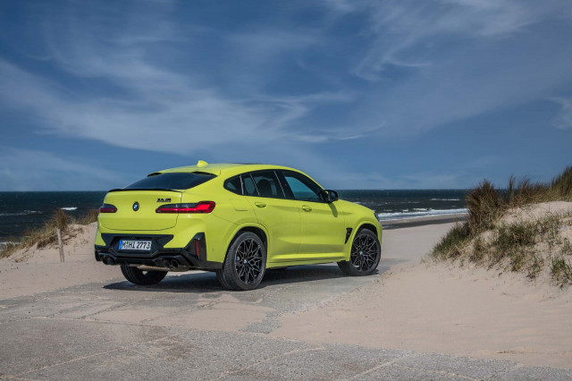 2022 BMW X4 M Competition
