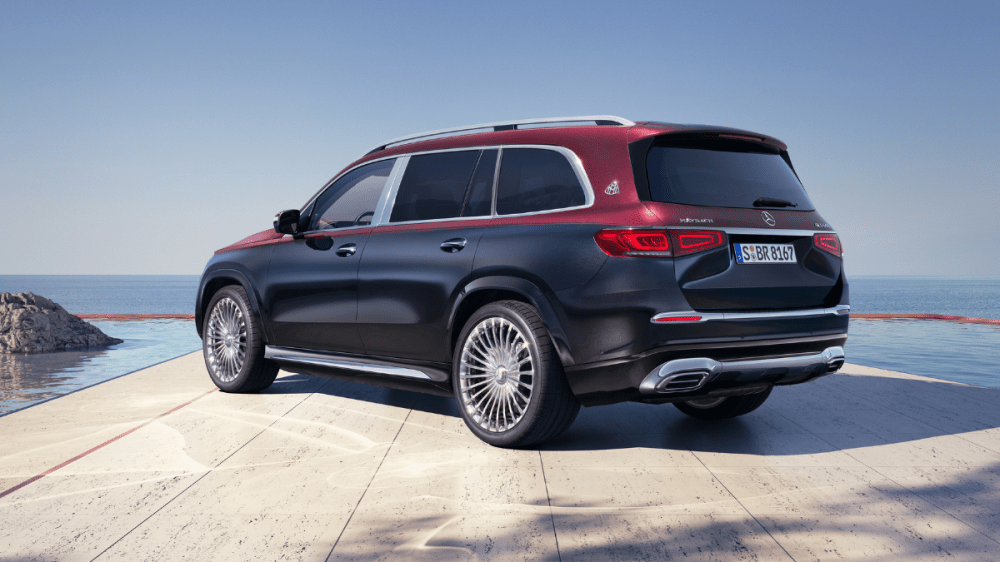 Mercedes-Maybach GLS launched at Rs 2.43 crore, first batch sold out