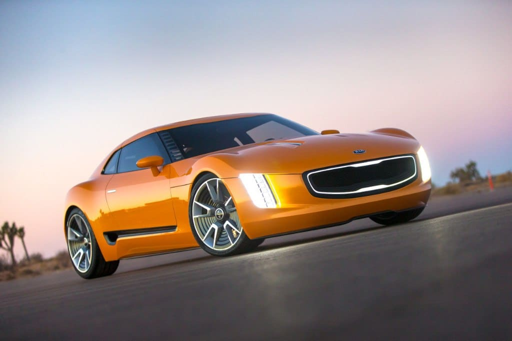 Kia Gt4 Stinger From Sephia To Lust In 20 Years