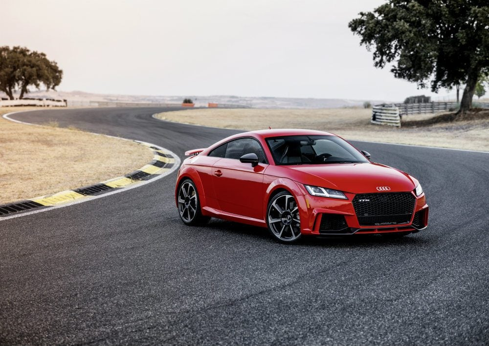 Audi Announces Full 2018 Lineup (chart Included
