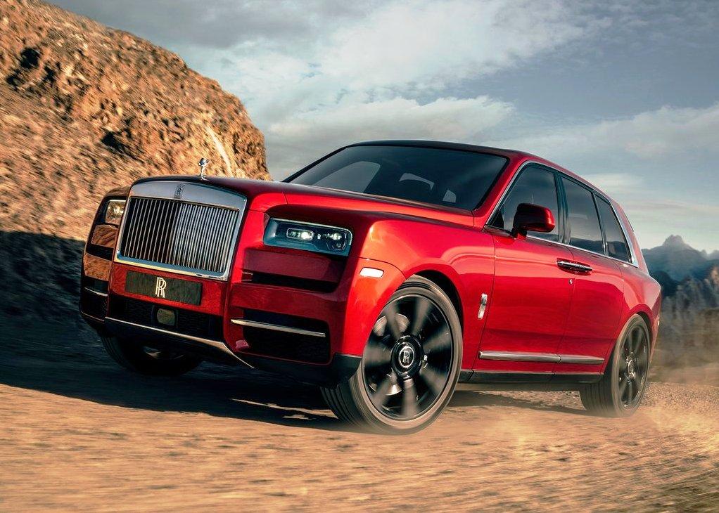 2020 Rolls-Royce Cullinan AWD Fuel Economy