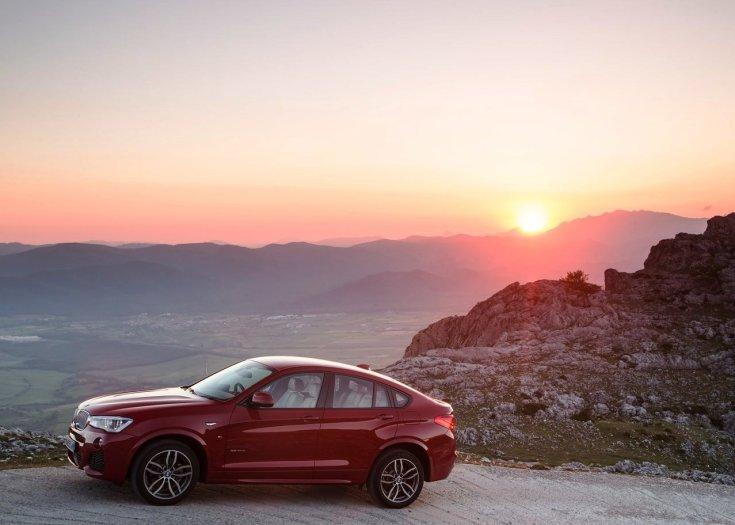 Best Small Luxury SUV - BMW X4 2020
