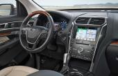 New Ford Explorer Best SUV With 3Rd Row Seating
