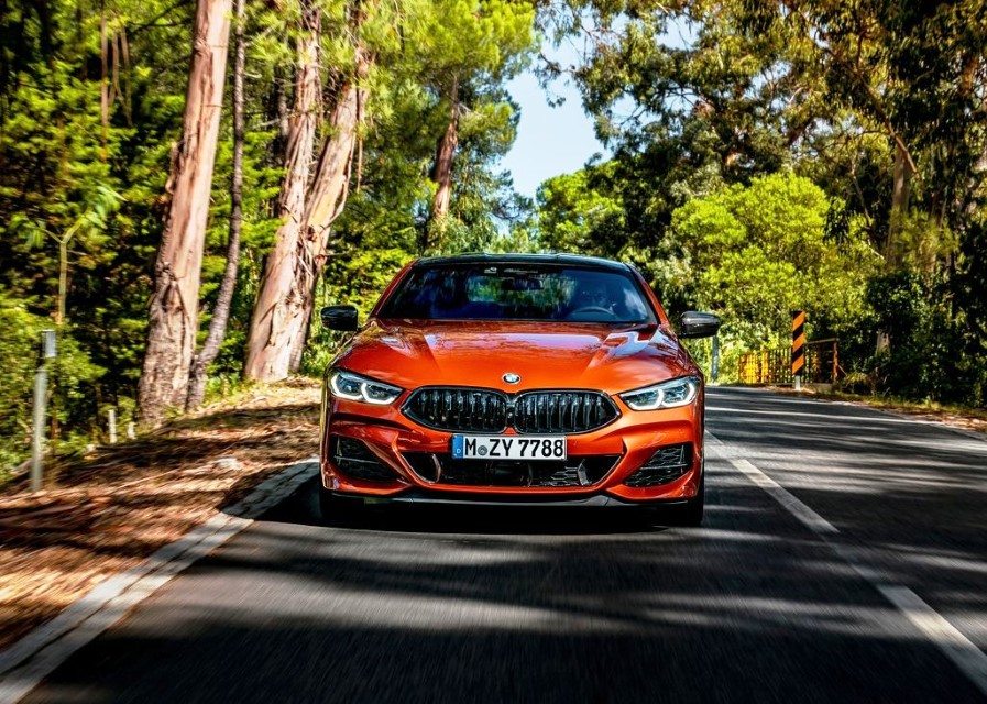 2020 BMW M850i Gran Coupe Review