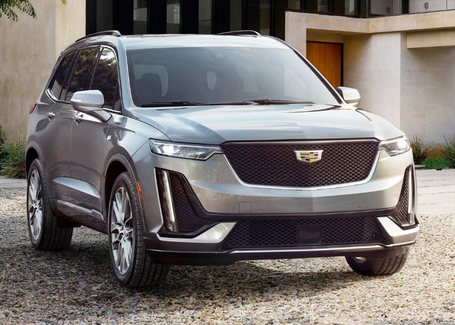 2020 Cadillac XT6 Small SUV