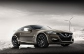 New Nissan Z Redesign