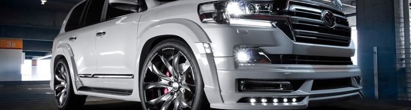 2020 Toyota Land Cruiser Prado New Concept Design and Style