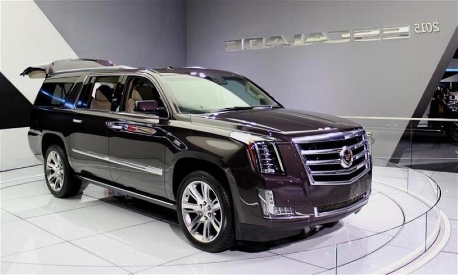 2021 Cadillac Escalade ESV - 2021 SUVs Worth Waiting For