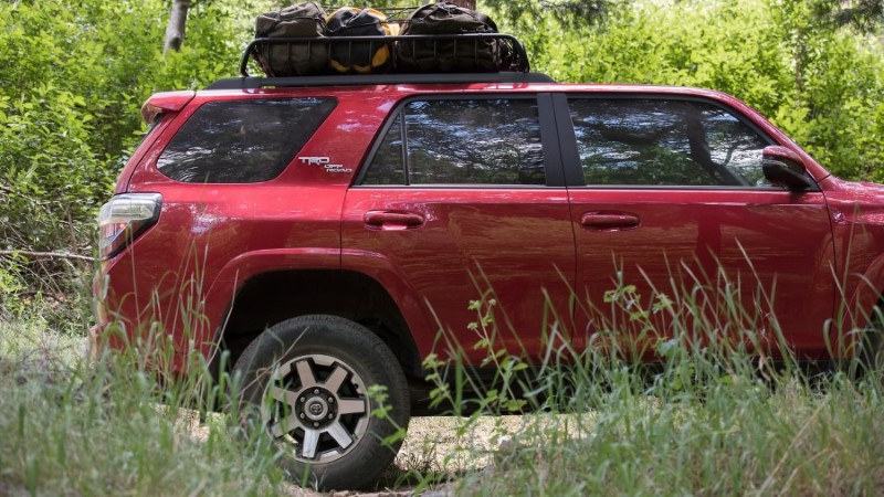 2021 Toyota 4Runner Colors