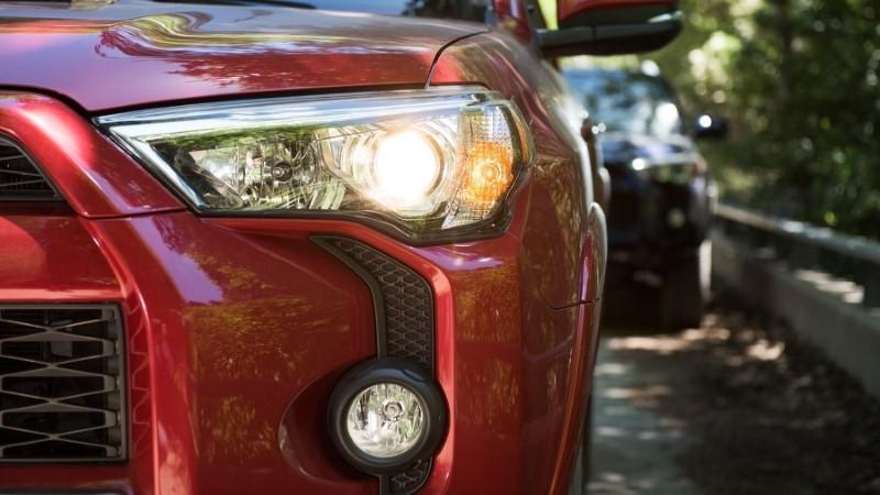 2021 Toyota 4Runner Redesign Exterior