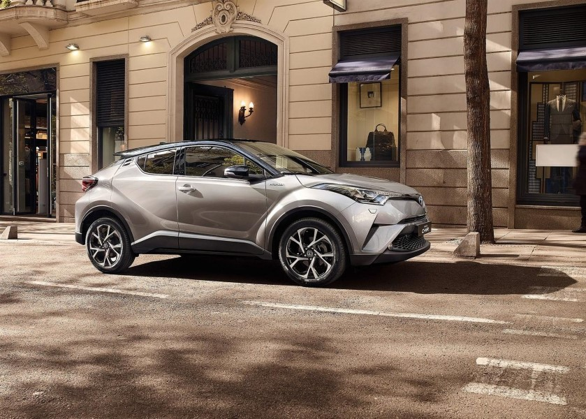 2021 Toyota C-HR US Availability