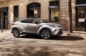 2021 Toyota C-HR US Availability