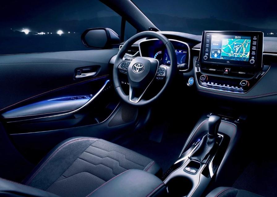 2021 Toyota Corolla Interior Features