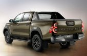 2021 Toyota Hilux Pickup Truck Double Cab