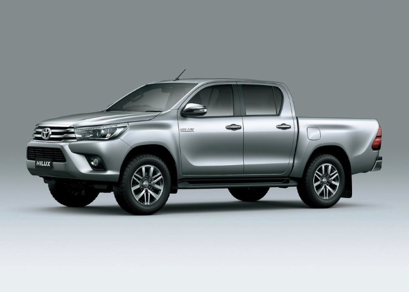 2021 Toyota Hilux Redesign & Changes