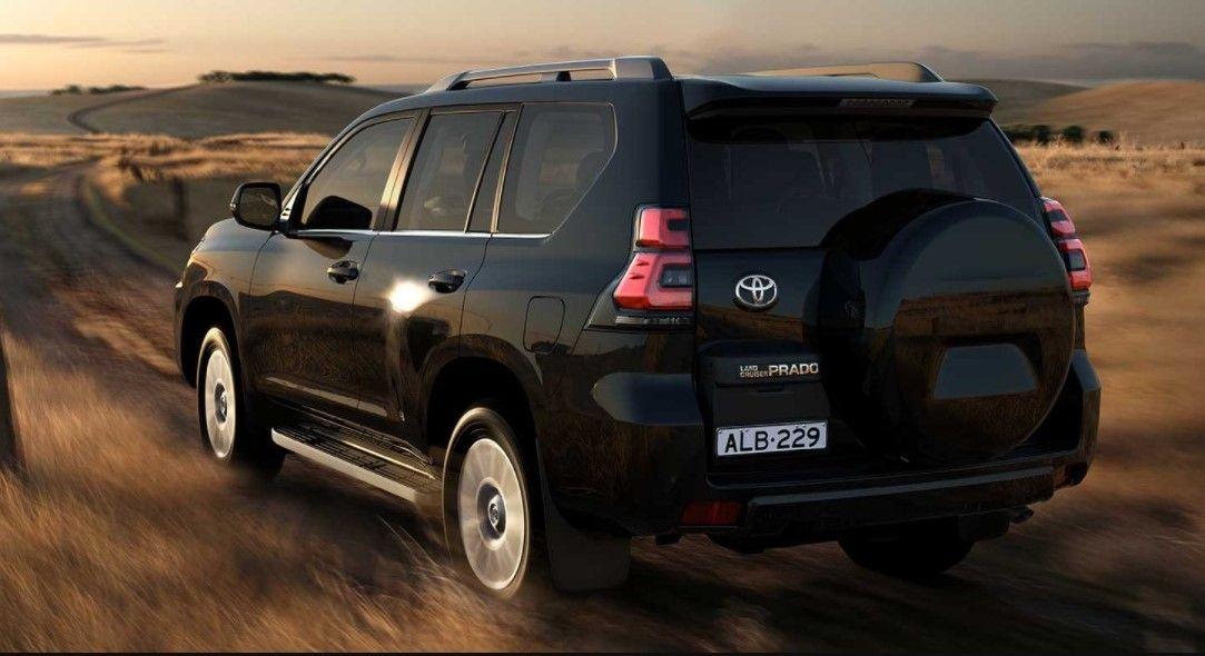 2021 Toyota Prado Redesign & Updates