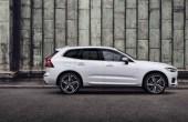 2021 Volvo XC60 Dimensions