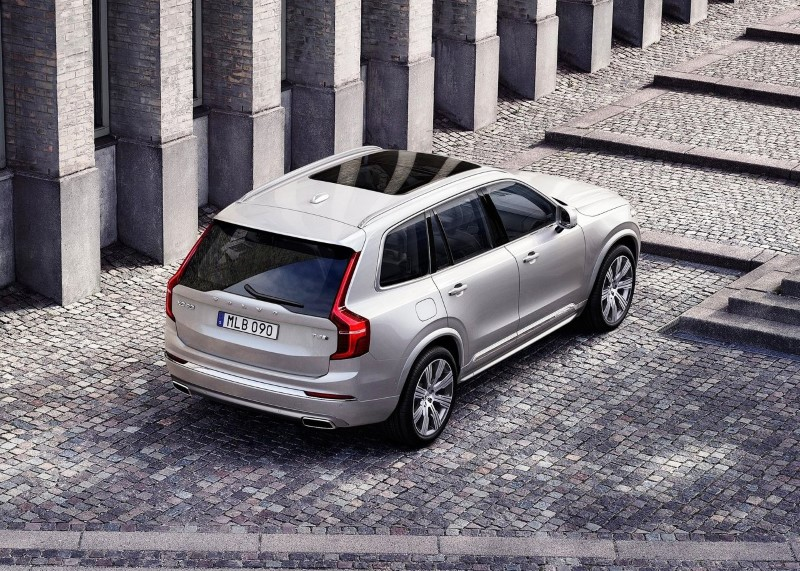 2021 Volvo XC90 Review: BEST 7-Seater SUV on Earth ...