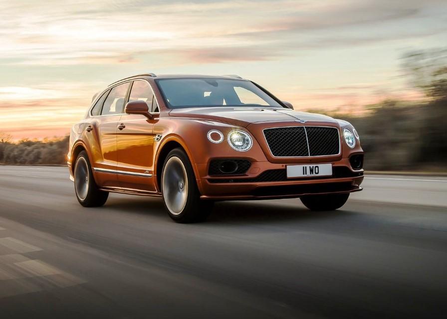 New Bentley Bentayga Speed - 2021 Cars Waiting For