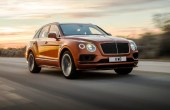 New Bentley Bentayga Speed - 2021 Cars Waiting For