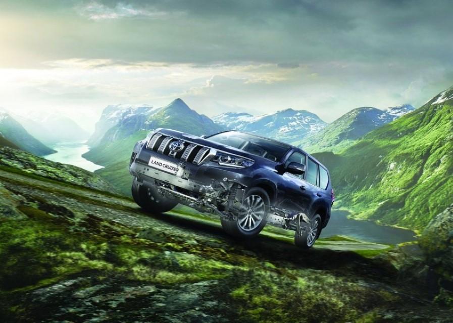New Toyota Land Cruiser - 2021 SUVs Worth Waiting For