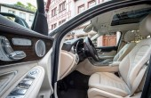 2021 Mercedes GLC Interior
