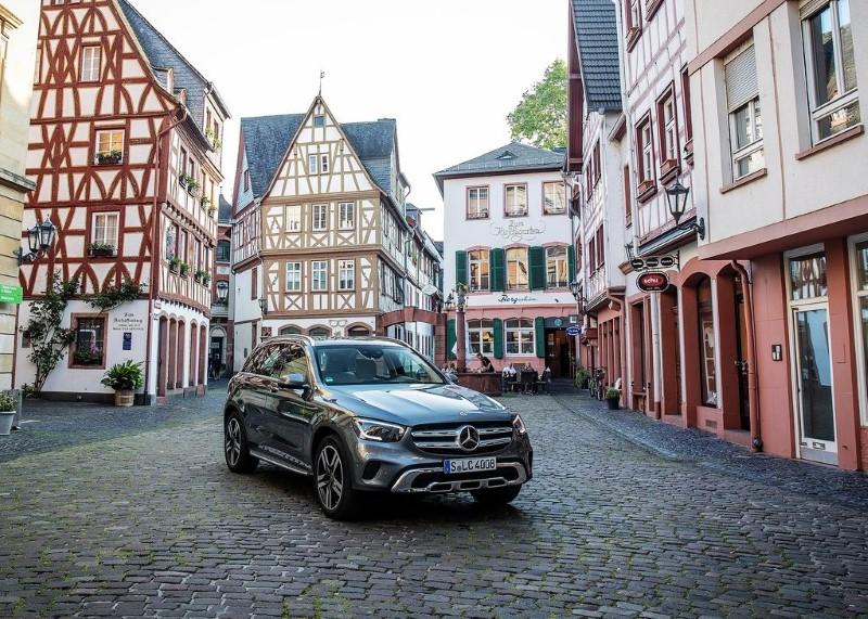 2021 Mercedes GLC Price