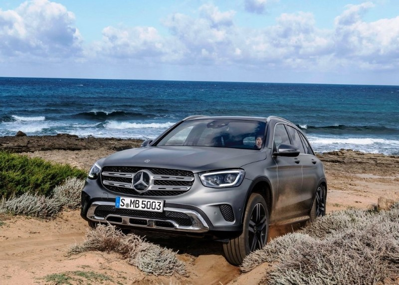 2021 Mercedes GLC Redesign & Changes